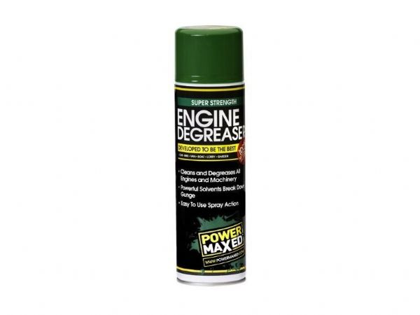 Power Maxed Engine Degreaser